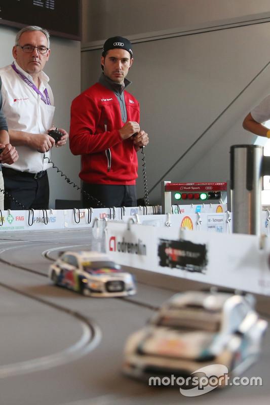 Audi DTM Slotcar-Challenge