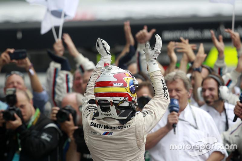 2nd Augusto Farfus, BMW Team RBM BMW M34 DTM