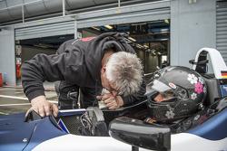 Angelique Germann, Franz Woss Racing
