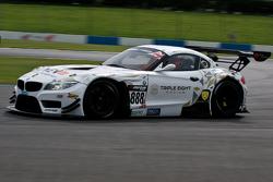 #888 Triple Eight Racing BMW Z4 GT3: Lee Mowle, Joe Osborne