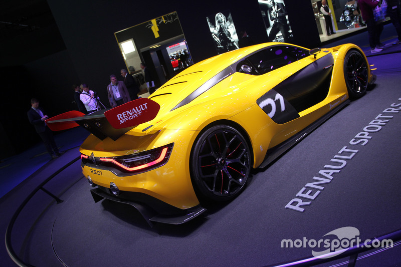 Renault Sport RS02