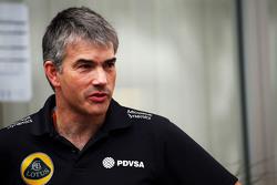 Ник Честер, технический директор Lotus F1 Team
