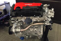El motor Honda para ser utilizado en la nueva F4 Campeonato de Estados Unidos