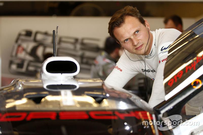 Марк Ліб, Porsche Team