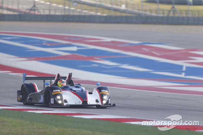 #88 Starworks Motorsport ORECA FLM09: Аекс Попов, Шон Рейхолл