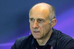 Франц Тост, руководитель команды Scuderia Toro Rosso