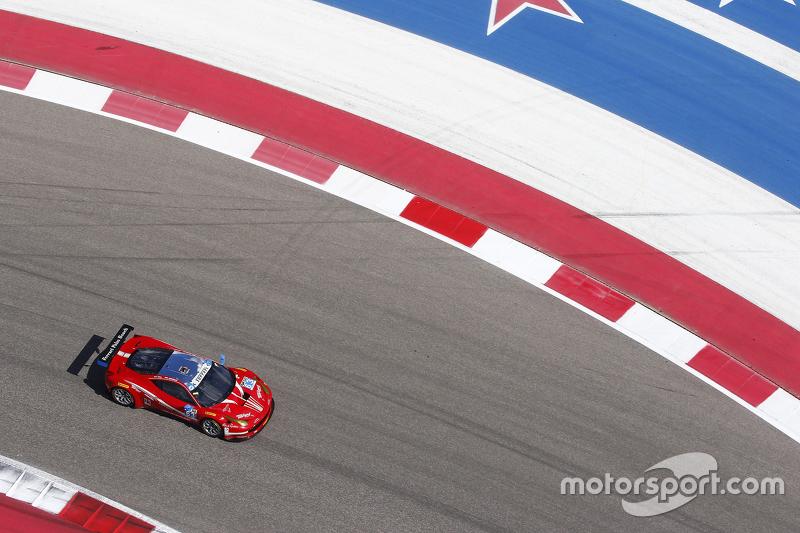 #63 Scuderia Corsa Ferrari 458 Italia: Білл Свідлер, Таунсенд Белл