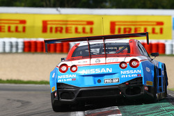 #22 Nissan GT Academy Team RJN Nissan GT-R Nismo GT3: Ricardo Sanchez, Гейтон Палету, Гаррі Тінкнелл