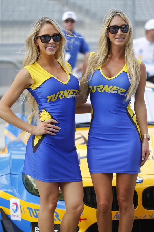 Turner Motorsports грід гелs