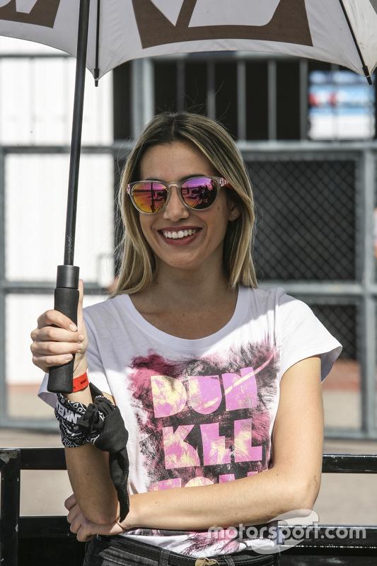 Paddock Girls Argentina Dunkel Volk