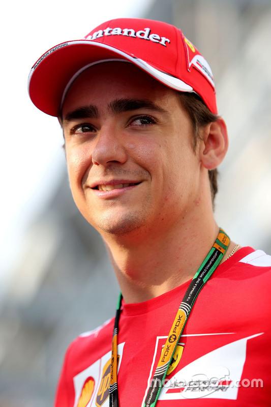 Esteban Gutierrez, Scuderia Ferrari