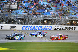 Benny Gordon dan Elliott Sadler, Roush Fenway Racing Ford dan Michael Self, Chevrolet