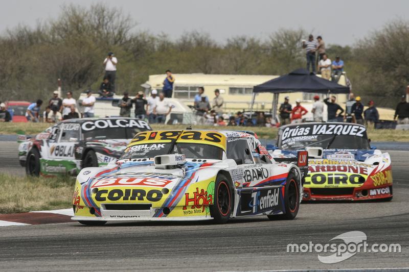 Маурісіо Ламбіріс, Coiro Dole Racing Torino та Лайонел Угальде, Ugalde Competicion Ford та Гастон Ма