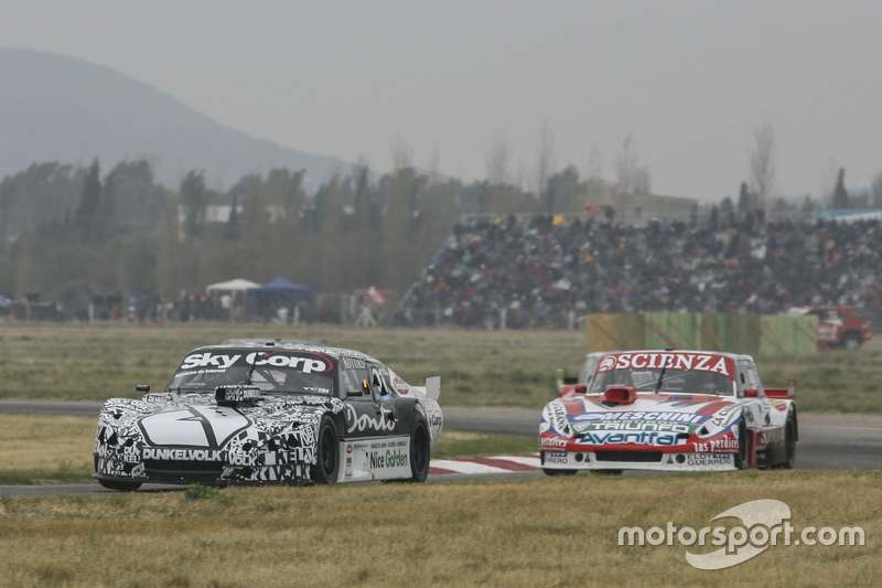 Laureano Campanera, Donto Racing Chevrolet and Matias Jalaf, Catalan Magni Motorsport Ford