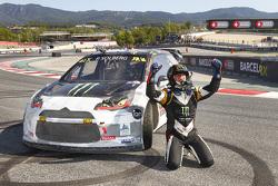 Петтер Сольберг, SDRX Citroën DS3 RX – победитель