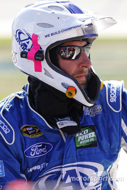 Roush Fenway Racing mechanic