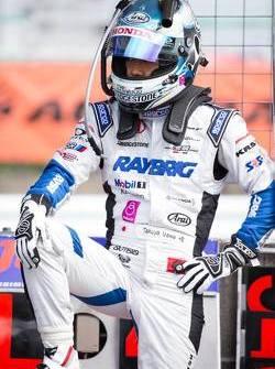 Takuya Izawa, Raybrig Honda NSX Konsepti-GT