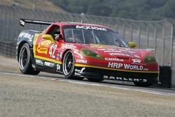 #42 Team Sahlen Corvette: Joe Sahlen, Will Nonnamaker