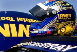 Helmet of Jamie McMurray