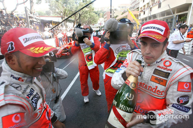 Monaco 2007 : Lewis devra attendre