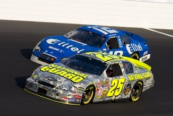 Casey Mears and Ryan Newman