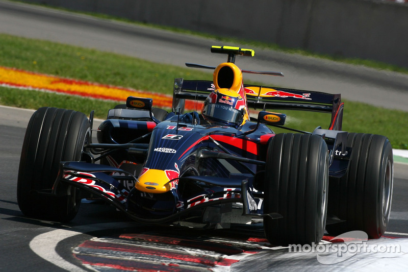 #15 : Mark Webber, Red Bull RB3