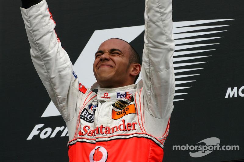 1- Gran Premio de Canadá 2007, McLaren