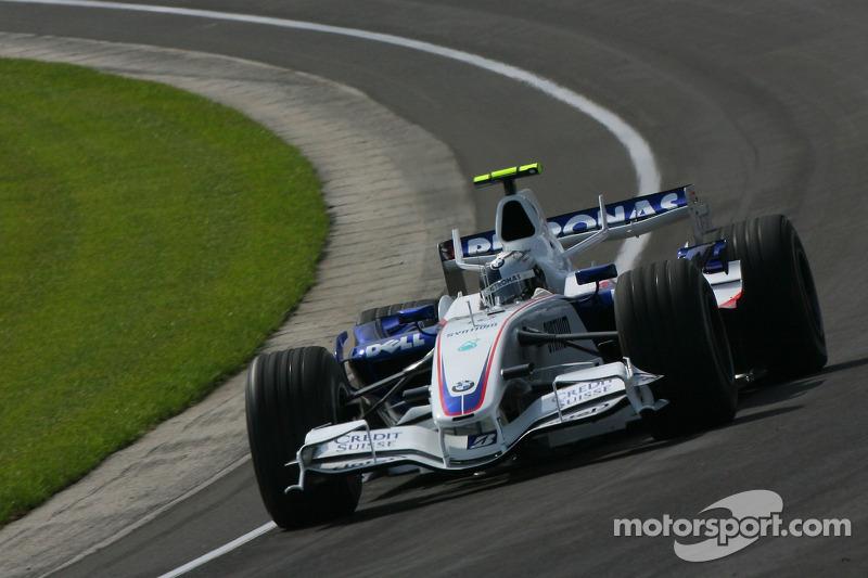 #10: Себастьян Феттель, BMW Sauber F1 Team, F1.07