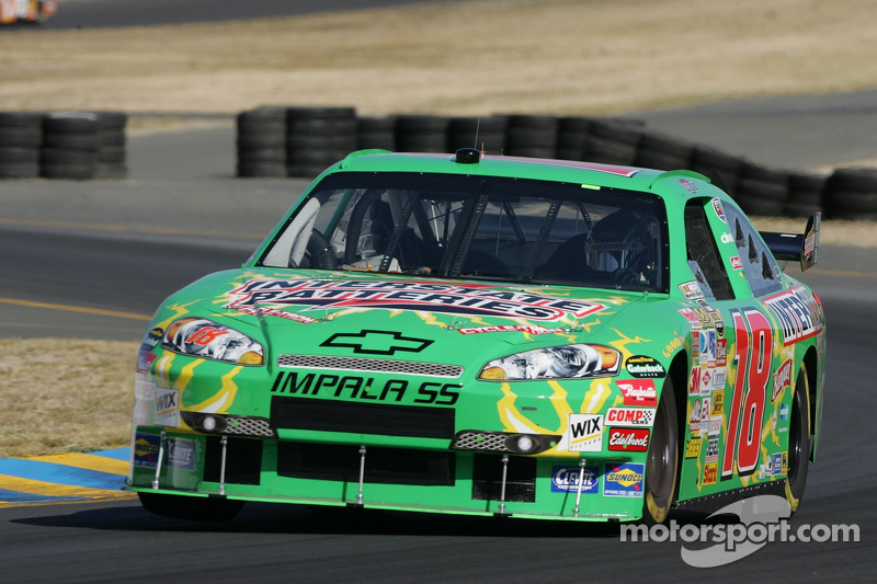 JJ Yeley At Sears Point