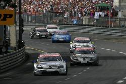 Бруно Спенглер, Team HWA AMG Mercedes, AMG Mercedes C-Klasse