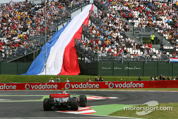 Francois Fillon wants French GP in 2013