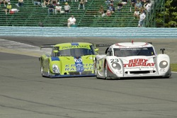 Drafting at Watkins Glen is common