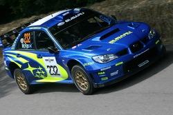 Colin McRae, Subaru Impreza WRC 2007