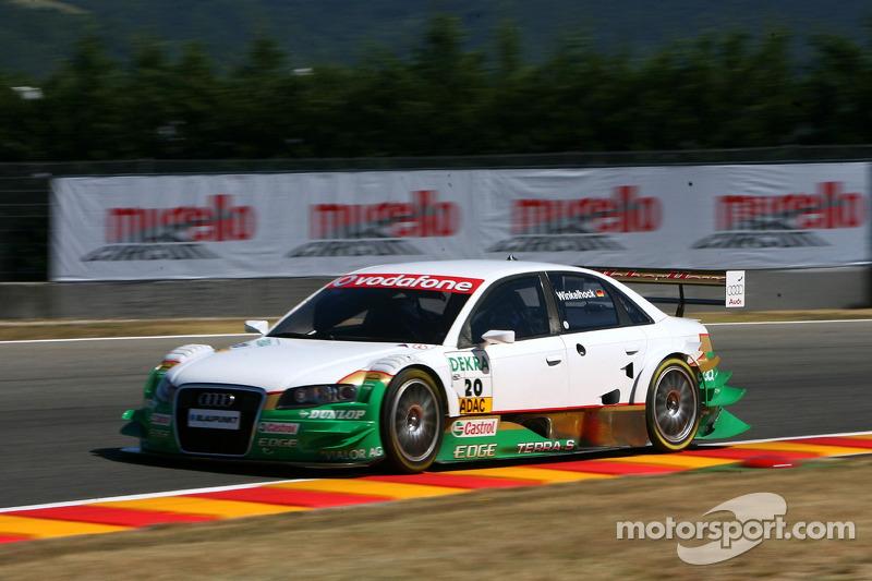 Маркус Вінкельхок, TME, Audi A4 DTM