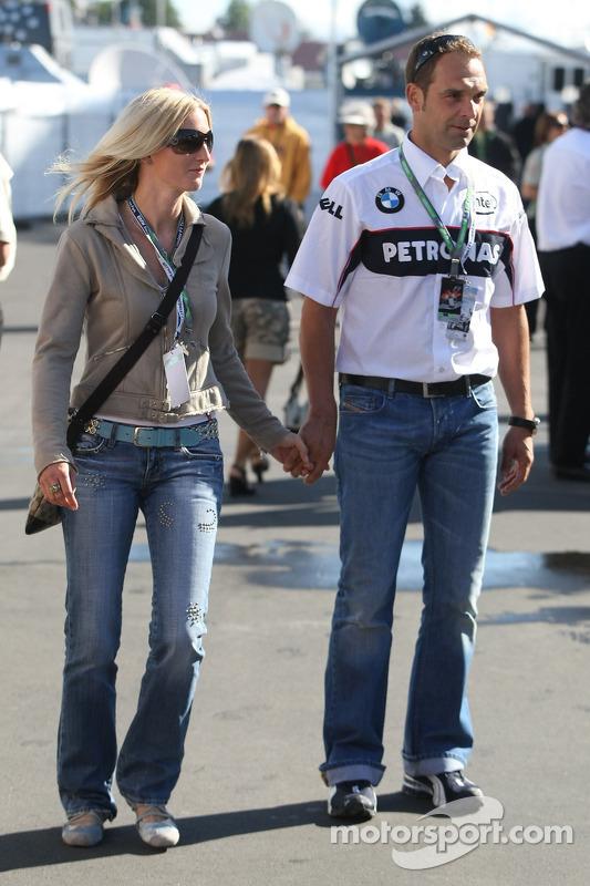 Йорг Мюллер, BMW Team Germany, WTCC