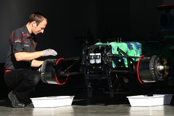 Механік Honda Racing F1 Team