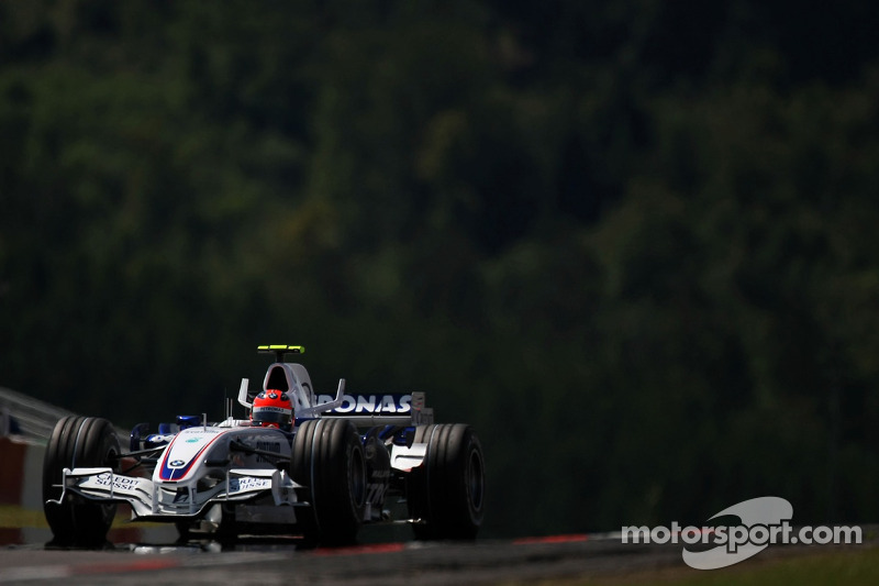 Роберт Кубіца, BMW Sauber F1 Team, F1.07