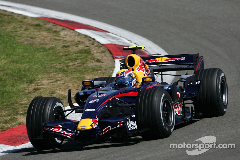 Марк Веббер, Red Bull Racing, RB3