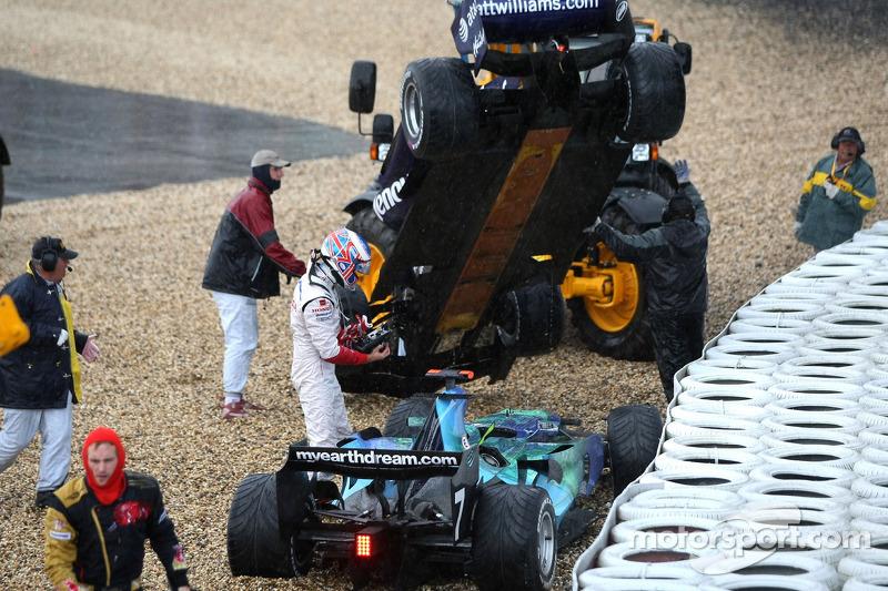 Ніко Росберг, WilliamsF1 Team, FW29, Дженсон Баттон, Honda Racing F1 Team, RA107