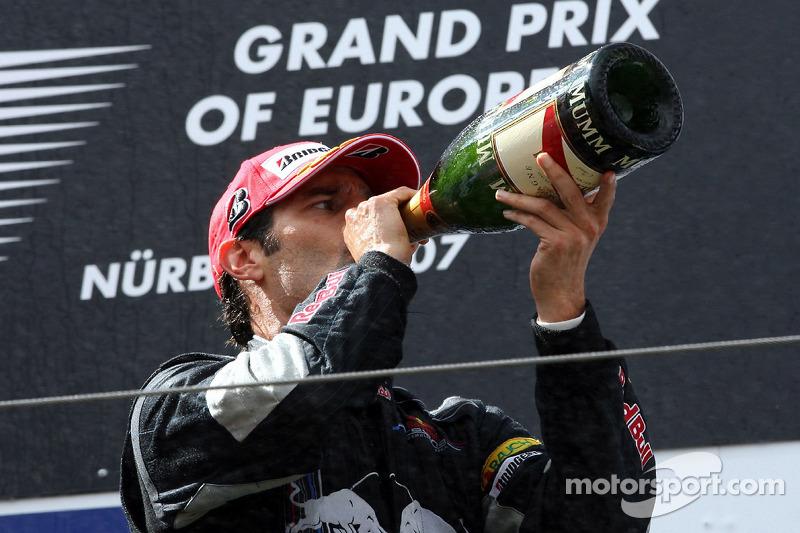Марк Веббер, Red Bull Racing