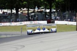 #16 Dyson Racing Team Porsche RS Spyder: Butch Leitzinger, Andy Wallace
