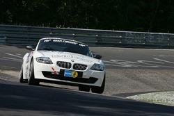 #208 Schirra-Motoring / Krah & Enders BMW Z4 Coupe: Peter Enders, Markus Österreich, Peter Enders Jr., Henry Walkenhorst