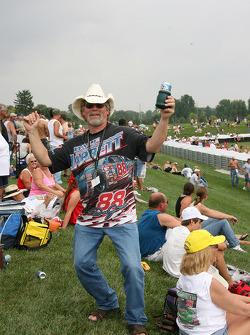 A Dale Jarrett fan