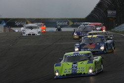 Pace laps: #75 Krohn Racing Pontiac Riley: Nic Jonsson, Colin Braun