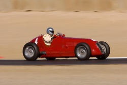 Mark Gillies, 1939 Maserati 4CL