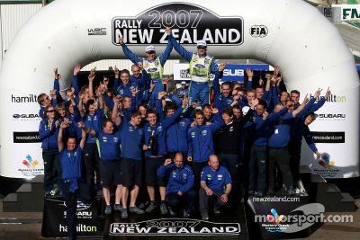 ラリー・ニュージーランド