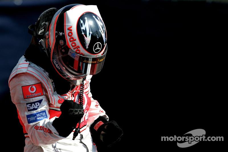 19- GP de Italia de 2007, Monza