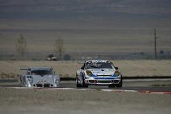 #81 Synergy Racing Porsche GT3 Cup: Steve Johnson, Andrew Davis, Cort Wagner
