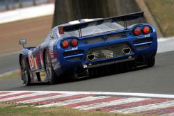 #61 Racing Box Saleen S7R: Pier Giuseppe Perazzini, Marco Cioci, Salvatore Tavano