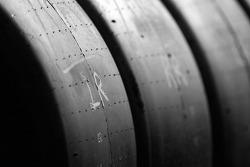 Hoosier tires detail